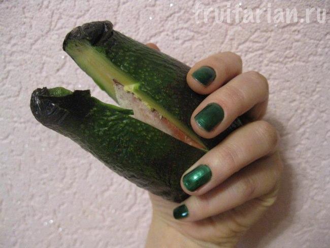 авокадо Ettinger