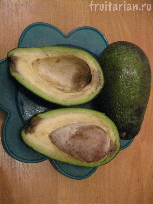 плохие авокадо Ettinger
