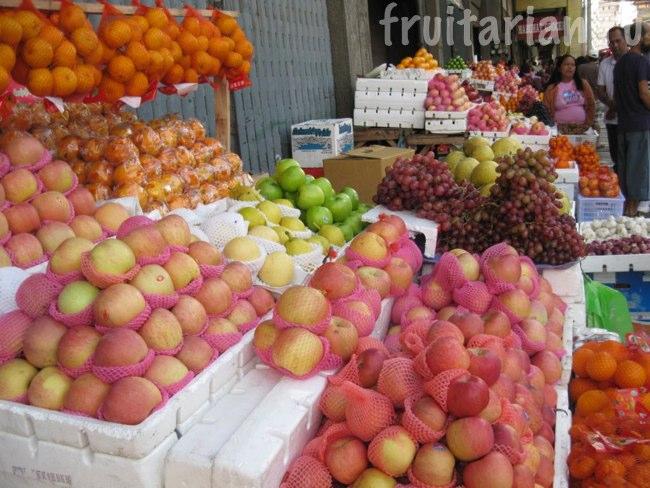китайские фрукты
