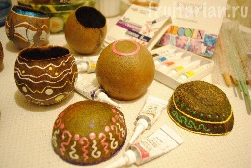 поделки из авокадо