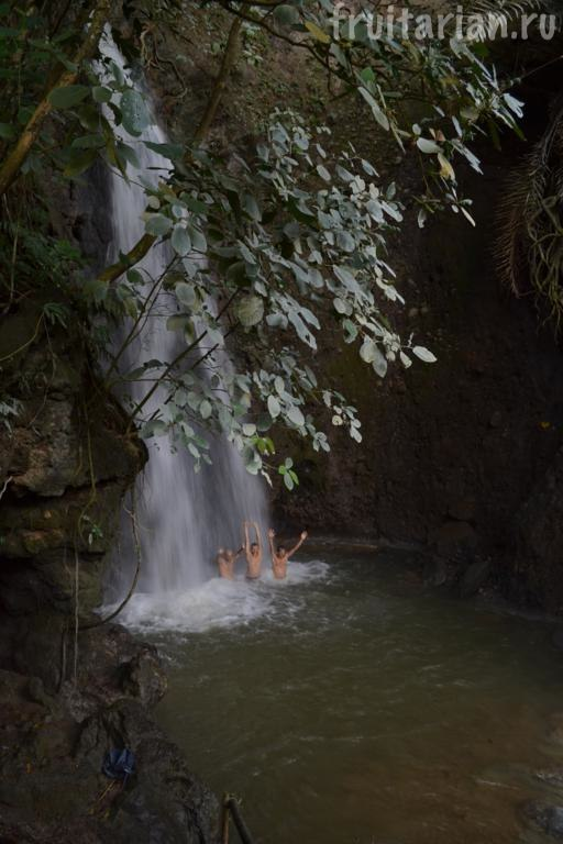 Водопад Tagbaobo Falls