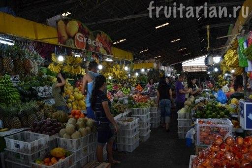 Фруктовый рынок Farmers Market