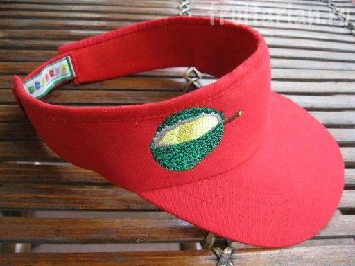 кепка с дурианом