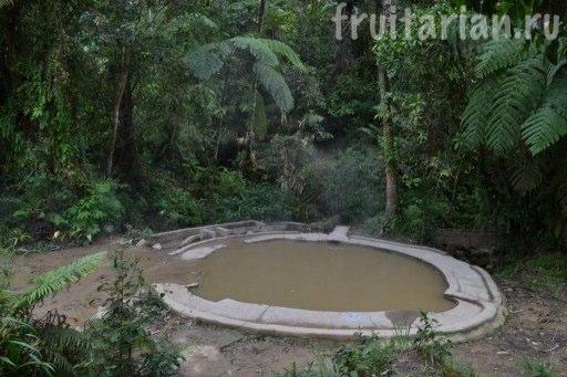 горячие источники Агко