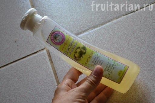 кокосовый шампунь