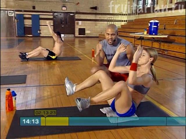 Упражнения для похудения живота и талии в домашних условиях