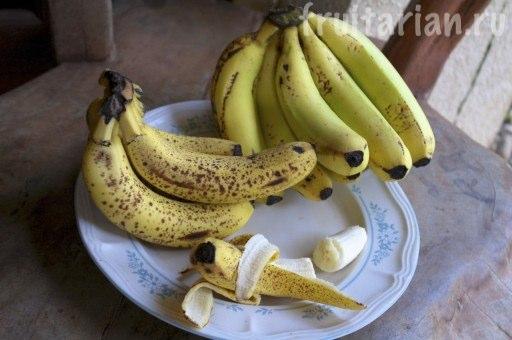 бананы Cadendish
