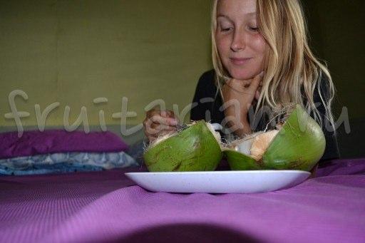 кокосовая мякоть
