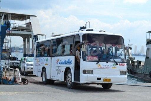 автобус Капутиан