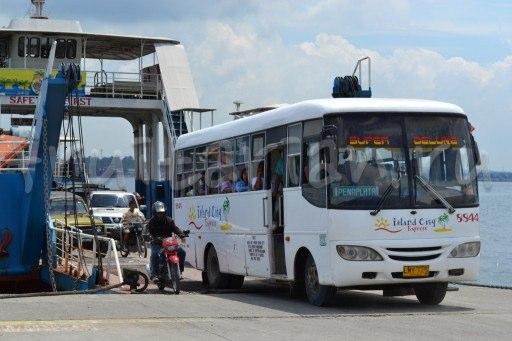 автобус Пенаплата