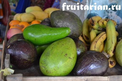 авокадо в Эль Нидо