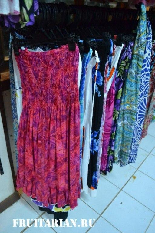 одежда с филиппин
