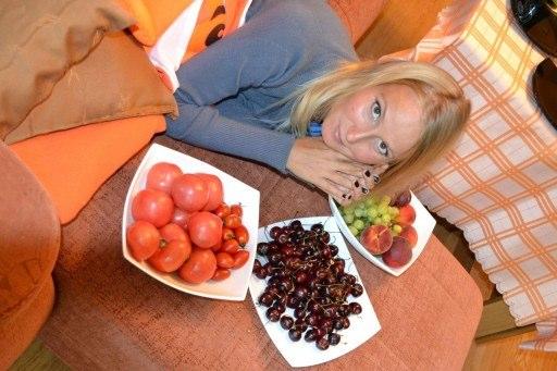 российские фрукты