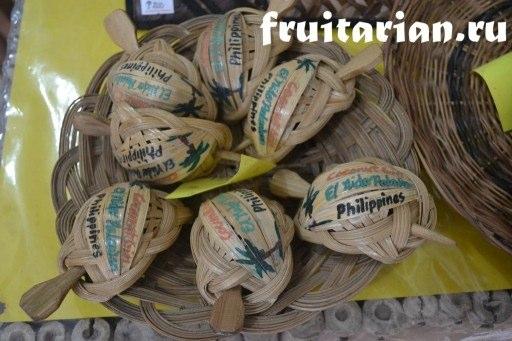 сувениры с Филиппин