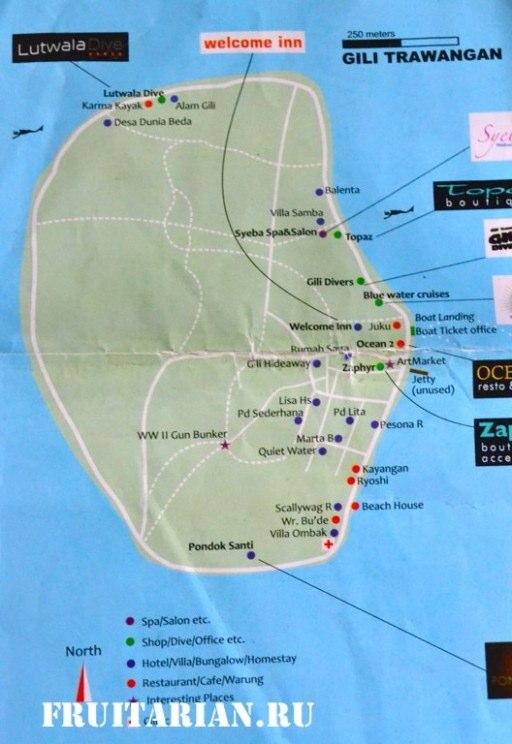 gili-travangan-karta