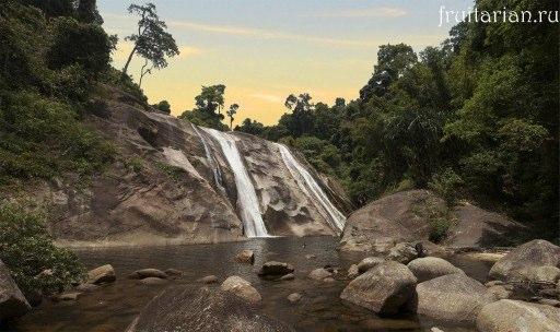 waterfall TNP