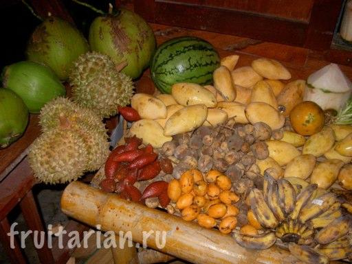 tropic-fruits