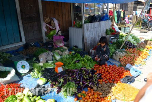 Tomok-fruit-market-saturday-Toba-3