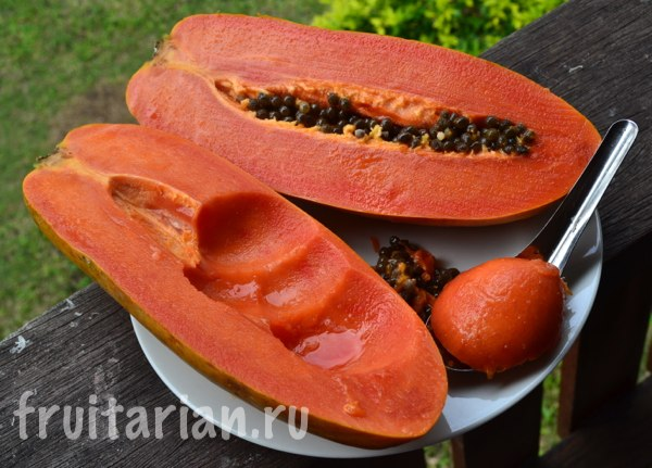 papaya-indoneziya