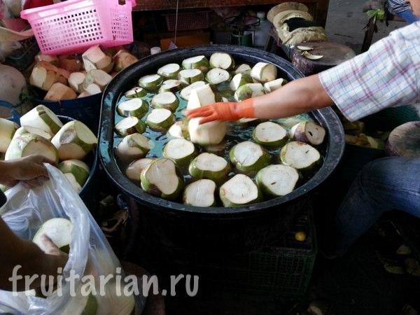 тайские кокосы