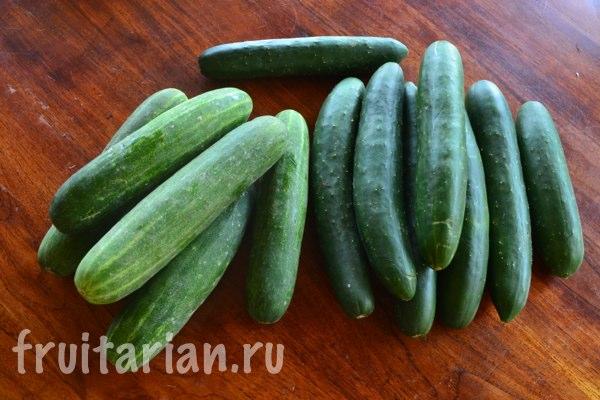 Timun-cucumber