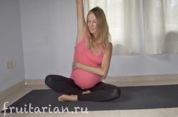 какие упражнения можно делать беременным чтобы похудеть